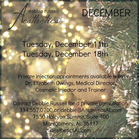 December Injectables Day