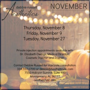 November Injectables Day